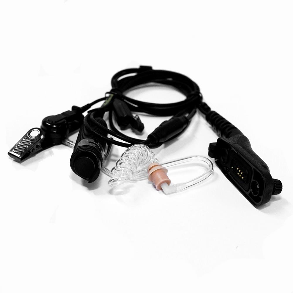 Earpiece 3 Wires Covert for Motorola DP3400
