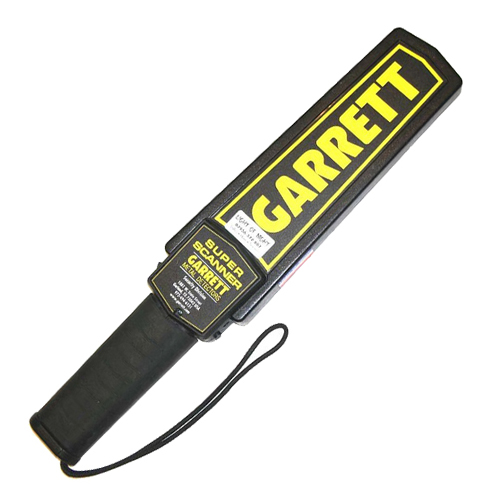 Garrett - Metal Detector - Superwand