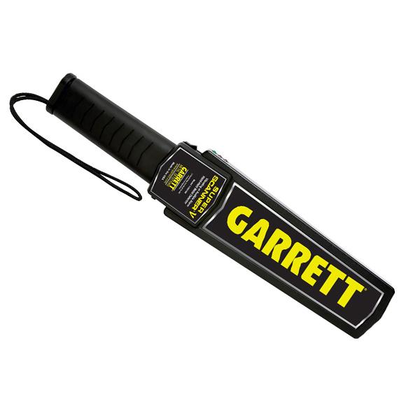 GARRETT - METAL DETECTOR - SUPER SCANNER V