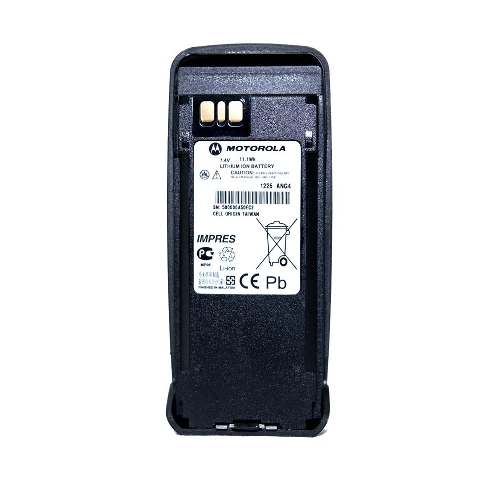 Battery for Motorola DP3000 Series (Imp Lithium 1500mAh)